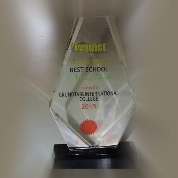 Best School of the Year 2015