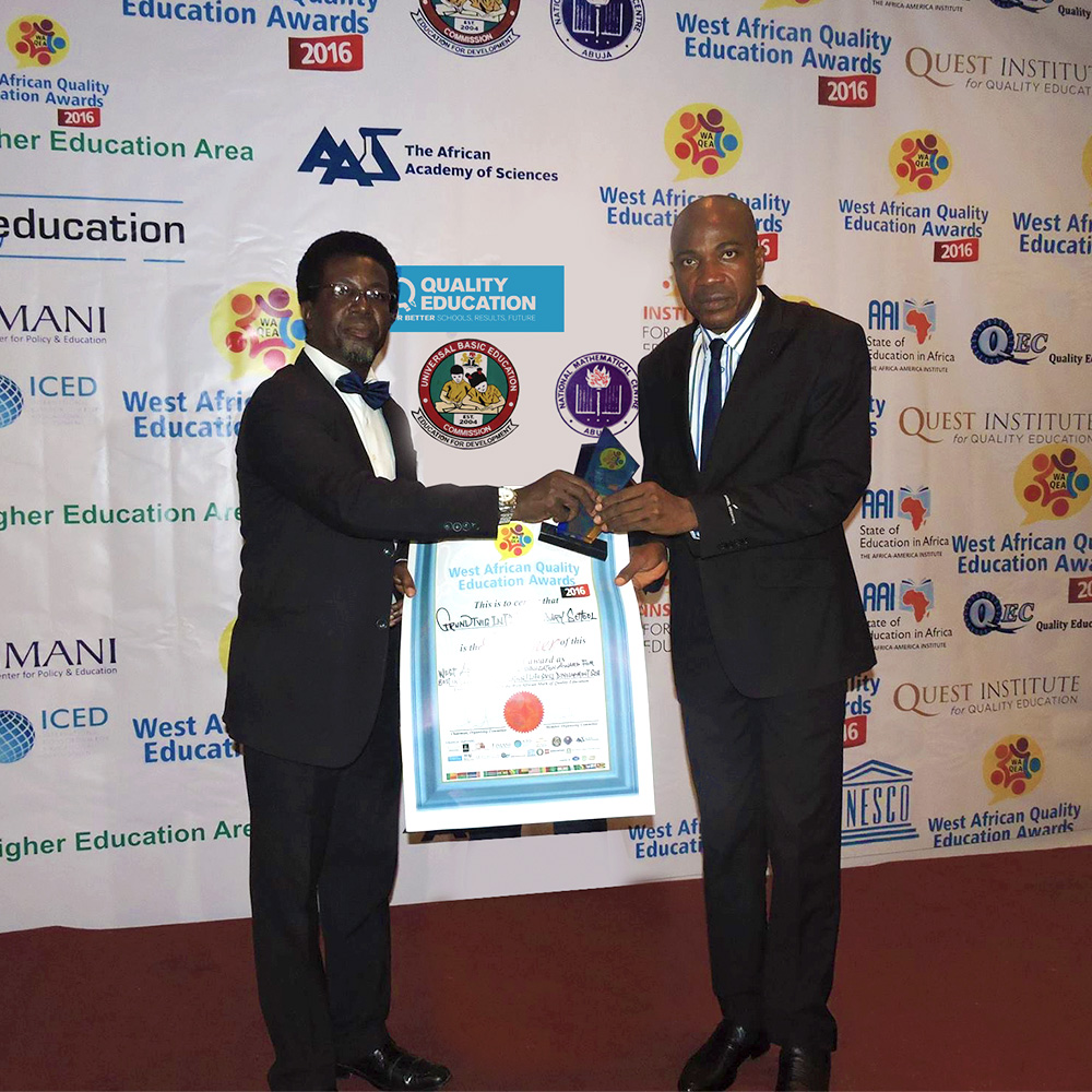West African Quality Education Award