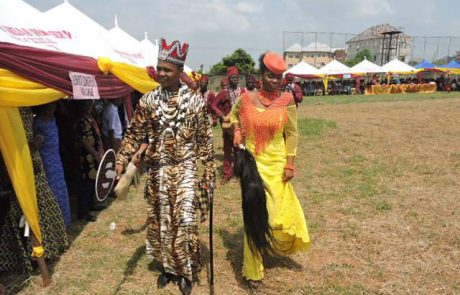 Cultural Day Celebration and Coronation Ceremony 1