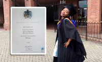 Grundtvig Alumnus Bags University of Sunderland 1st Class Honours Masters Degree