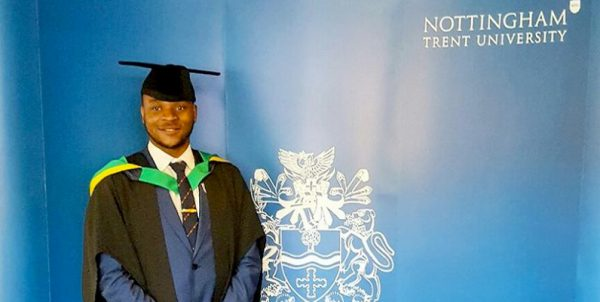 1st Class Honours Degree Accounting and Finance Nottingham Trent University
