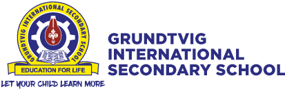 Grundtvig International Secondary School Logo