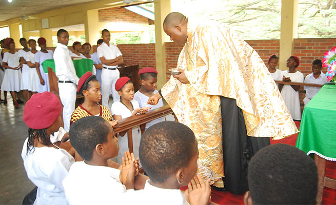 Grundtvig International Secondary School Christian Principles 2
