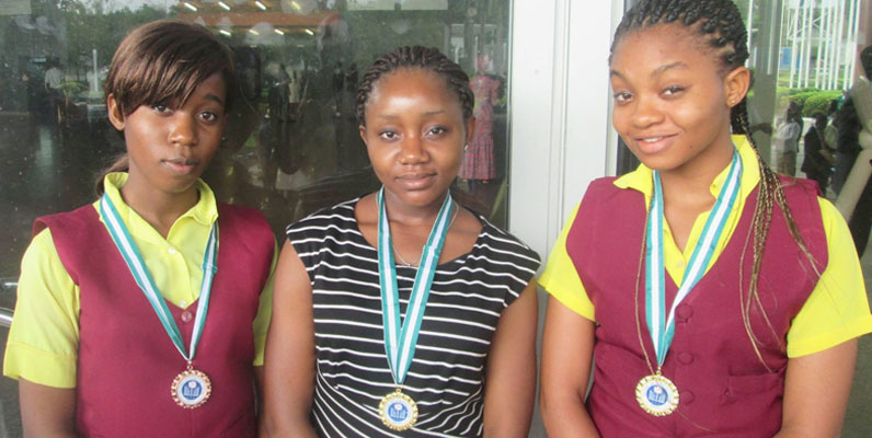 Grundtvig students win National Mathematical Centre Gold Awards