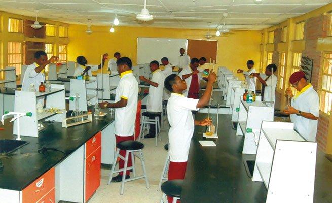 Science Laboratory 2