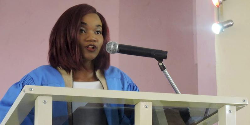 Yadera Ukaigwe Grundtvig Valedictorian Class of 2017 1