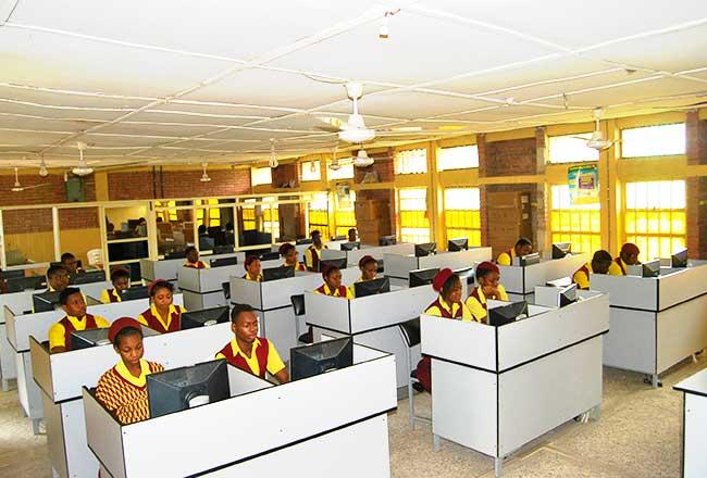 Computerised Classrooms