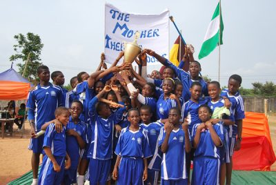 GISS Biennial Inter House Sports Competition 1