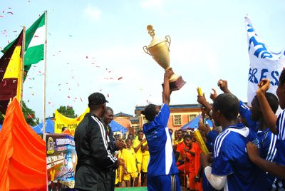 GISS Biennial Inter House Sports Competition 2