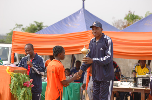 GISS Biennial Inter House Sports Competition 3
