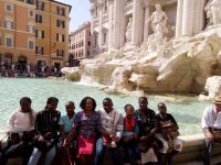 GISS students in Europe1