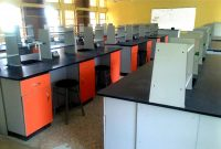 New Science Laboratory