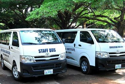 Staff and Student Buses