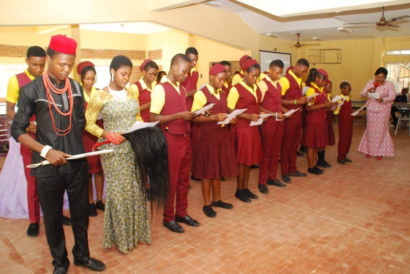 School parliament inauguration 3