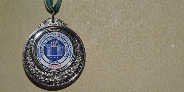 Silver Award Biology National Science Olympiad