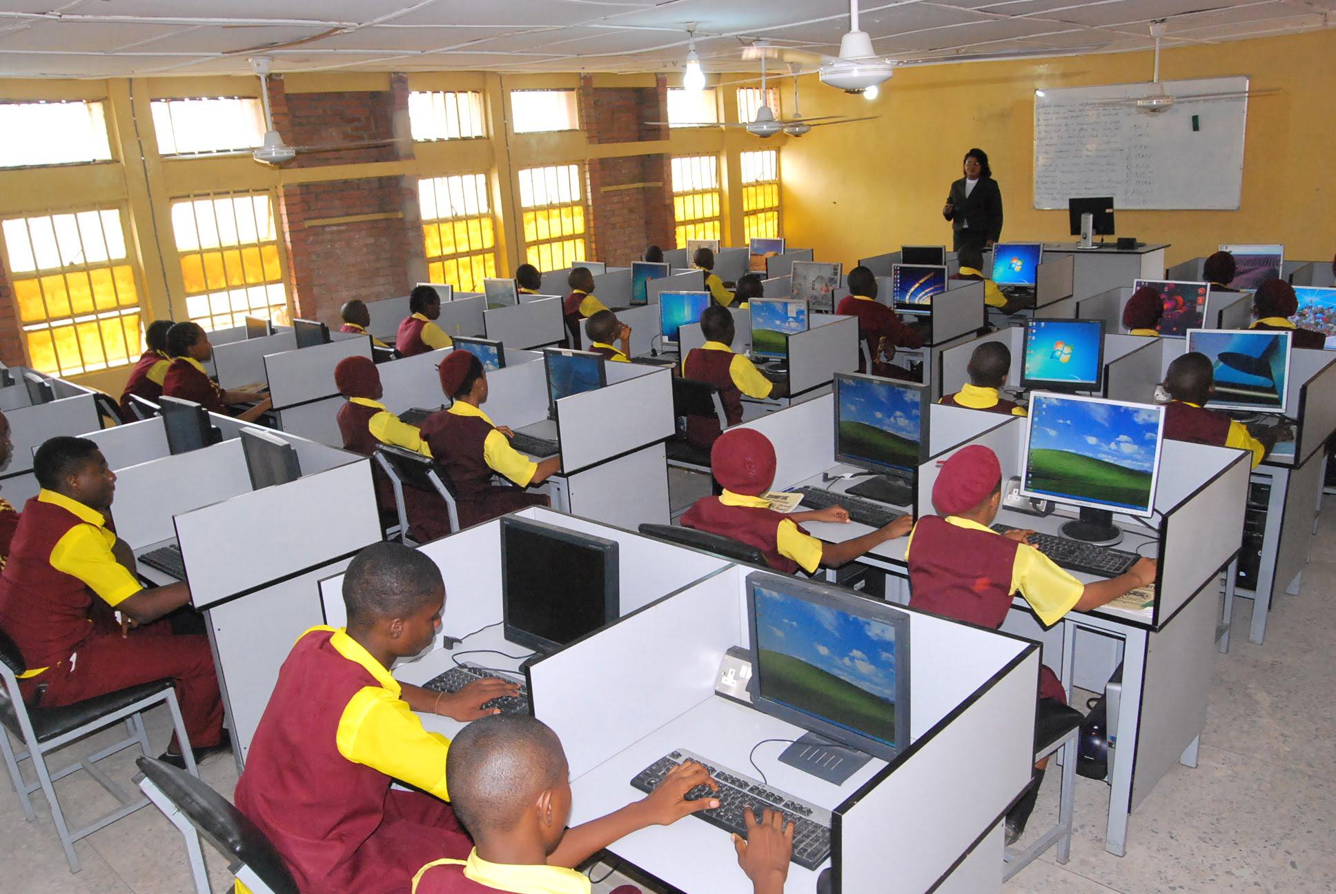 senior computer lab